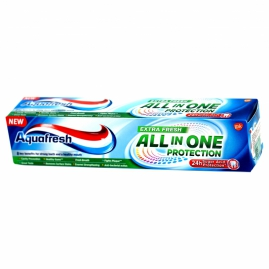 Մածուկ Ատամի Aquafresh 100մլ all in pro extra fresh